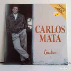 Discos de vinilo: CARLOS MATA . Lote 170067432
