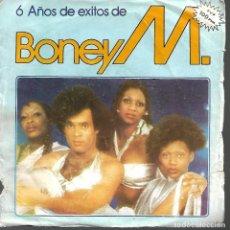 Discos de vinilo: SINGLE VINILO BONEY M.. Lote 170067524