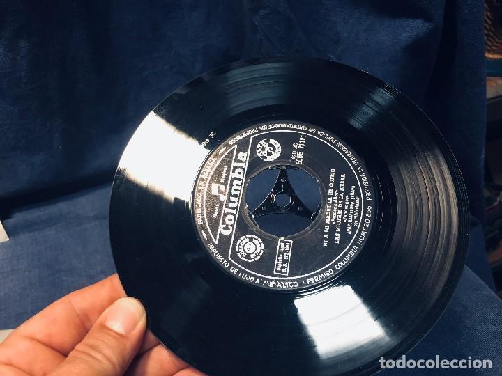 Discos de vinilo: disco angelito guitarra habichuela fandangos columbia s xx - Foto 3 - 170070040