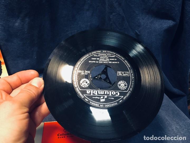 Discos de vinilo: disco angelito guitarra habichuela fandangos columbia s xx - Foto 2 - 170070040