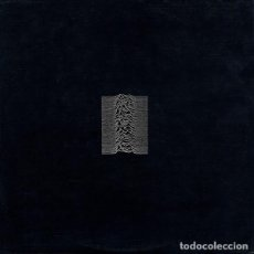 Disques de vinyle: JOY DIVISION - UNKNOWN PLEASURES LP NUEVO REPLICA EDICION ALEMANA 1980 - POST PUNK DARK WAVE. Lote 170071992