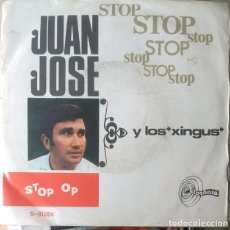 Discos de vinilo: SINGLE - JUAN JOSE Y LOS XINGUS - STOP OP - STOP PARTY - 1967. Lote 170073012
