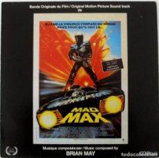 Discos de vinilo: MAD MAX. BRIAN MAY. Lote 205649061