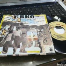 Discos de vinilo: URKO SINGLE PROMOCIONAL ZURETZAT GALICIA 1978. Lote 170083574