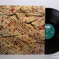 Discos de vinilo: DISCO LP DE VINILO - PAUL MOTIAN TRIO / DANCE - ECM - AÑO 1978 - MADE IN GEMANY. Lote 170087977
