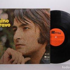 Discos de vinilo: DISCO LP DE VINILO - NINO BRAVO / UN BESO Y UNA FLOR - CANTABILE - AÑO 1973. Lote 170088198