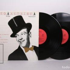 Discos de vinilo: DOBLE DISCO LP DE VINILO - FRED ASTAIRE / COUNT BASIE Y SU ORQUESTRA - EDIGSA - AÑO 1981. Lote 170088813