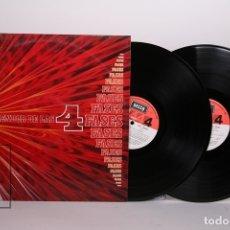 Discos de vinilo: DOBLE DISCO LP DE VINILO - ESPLENDOR DE LAS 4 FASES - DECCA - AÑO 1972 - PORTADA ABIERTA. Lote 170088984