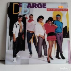 Discos de vinilo: DE BARGE . Lote 170089424