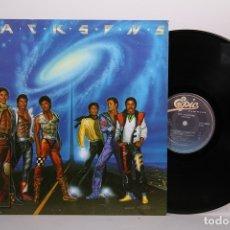 Discos de vinilo: DISCO LP DE VINILO - THE JACKSONS / VICTORY - EPIC - AÑO 1984 - PORTADA ABIERTA Y ENCARTE. Lote 170089433