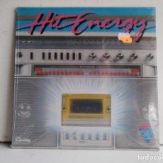 Discos de vinilo: HIT ENERGY . Lote 170090748