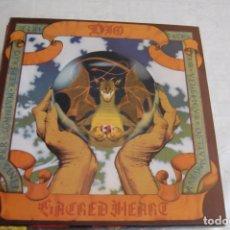 Discos de vinilo: DIO - SACRED HEART 1985. Lote 170097408