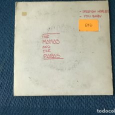 Discos de vinilo: THE MAMAS & THE PAPAS ?– LOOCK THROUGH MY WINDOW SELLO: RCA VICTOR ?– 3-21012 FORMATO: VINYL, 7 . Lote 170103532