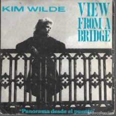 Discos de vinilo: SINGLE VINILO KIM WILDE. Lote 170109788