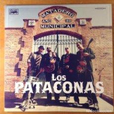 Discos de vinilo: LOS PATACONAS – SPANISH BANDITO. DISCOS JAGUAR – DJ 001. 2008. Lote 184027018