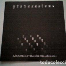 Discos de vinilo: EP - PUNK H.C. - PROVOCAZIONE (CULMINANDO NO VÁCUO DAS IMPOSSIBILIDADES) - 2000 - IMPORTACIÓN BRASIL. Lote 170122792