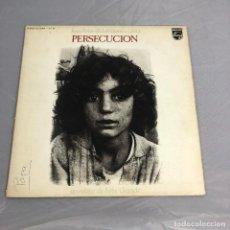 Discos de vinilo: DISCO VINILO LP, JUAN PEÑA, LEBRIJANO CANTA PERCUCION, 1976. . Lote 170146712