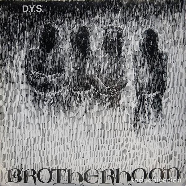 D.Y.S. - BROTHERHOOD + LIVE AT CBGB'S 1983 - UNOFFICIAL RELEASE (Música - Discos - LP Vinilo - Punk - Hard Core)
