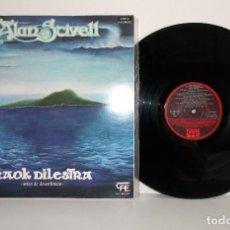 Discos de vinilo: ALAN STIVELL - RAOK DILESTRA - LP CFE 30100133 - ESPAÑA 1983 VG++/VG++. Lote 170174036