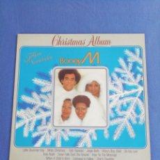 Discos de vinilo: BONEY M. CHRISTMAS ALBUM.. Lote 170184749