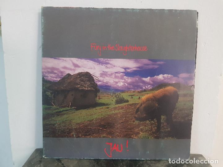 FURY IN THE SLAUGHTERHOUSE – JAU! / VINYL, LP, ALBUM (Música - Discos - LP Vinilo - Rock & Roll)
