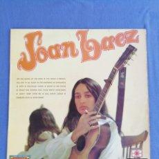 Discos de vinilo: JOAN BAEZ. Lote 170188884