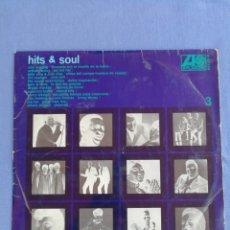 Discos de vinilo: HITS & SOUL. VOL. 3. Lote 170193937