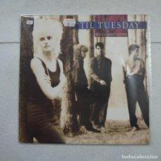 Discos de vinilo: TIL TUESDAY - WELCOME HOME - LP 1986 . Lote 170194616