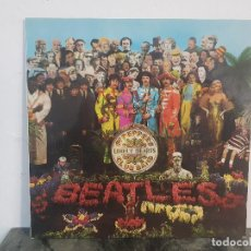 Discos de vinilo: THE BEATLES ‎– SGT. PEPPER'S LONELY HEARTS CLUB BAND / VINYL, LP, ALBUM. Lote 170205492