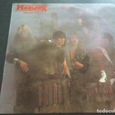 Discos de vinilo: WARLOCK- HELLBOUND. Lote 170205888