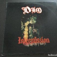 Discos de vinilo: DIO- INTERMISSION . Lote 170209208