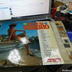 Discos de vinilo: HITS VERANO LP 1964. Lote 170212022