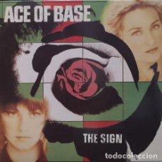 Discos de vinilo: ACE OF BASE - THE SIGN - LP DE VINILO EDICION U.S.A.. Lote 170216456
