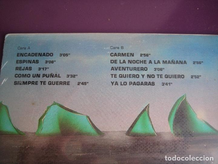 Discos de vinilo: LOS CHUNGUITOS LP EMI 1985 - CONTRA LA PARED - JOHNNY GALVAO - TITO DUARTE - PRECINTADO - RUMBAS POP - Foto 3 - 170218760