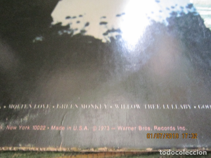 Discos de vinilo: AMERICA - HAT TRICK LP - ORIGINAL U.S.A. - WARNER BROS. 1973 CON FUNDA INT. ORIGINAL - - Foto 3 - 170224024