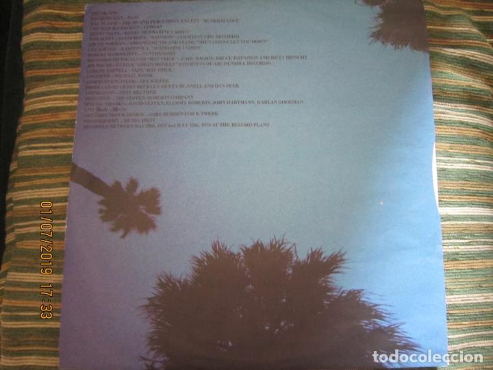 Discos de vinilo: AMERICA - HAT TRICK LP - ORIGINAL U.S.A. - WARNER BROS. 1973 CON FUNDA INT. ORIGINAL - - Foto 8 - 170224024