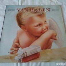 Discos de vinilo: 56-LP VAN HALEN, 1984, 1983. Lote 170224596