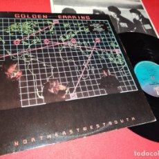Discos de vinilo: GOLDEN EARRING N.E.W.S. LP 1984 21 RECORDS USA. Lote 170232344