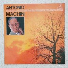 Discos de vinilo: LP RARO ANTONIO MACHÍN MUY BUEN ESTADO (VER FOTOS). Lote 170246224