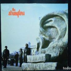 Dischi in vinile: THE STRANGLERS - AURAL SCULPTURE - LP. Lote 170249320