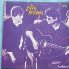 Discos de vinilo: THE EVERLY BROTHERS,EB 84 EDICION ESPAÑOLA DEL 84. Lote 170262636