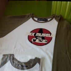 Discos de vinilo: SEX MUSEUM CAMISETA RANGLAN O DE BÉISBOL SPEED KINGS TOUR. Lote 170263642