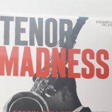 Discos de vinilo: TENOR MADNESS - SONNY ROLLINS QUARTET (LP). Lote 170266100