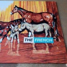 Discos de vinilo: THE FRENCH - LOCAL INFORMATION. LP VINILO NUEVO.. Lote 170271902