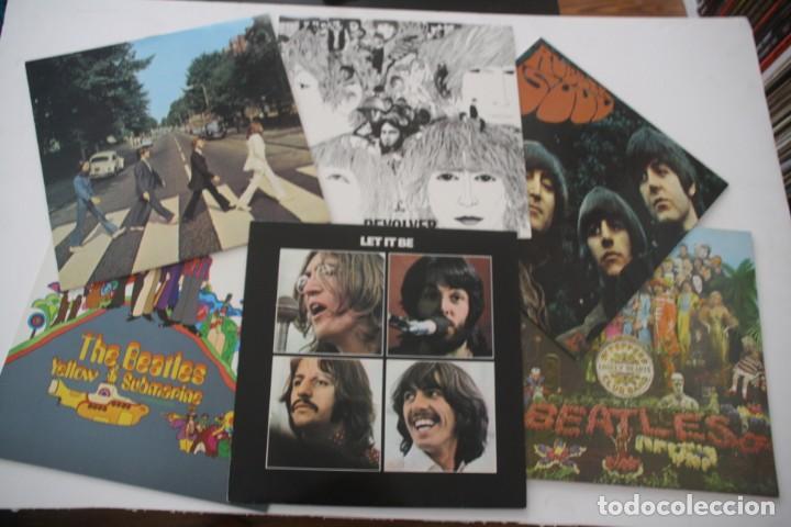 Discos de vinilo: BEATLES ESTUCHE CON SUS DISCOS DE VINILO INTACTOS - Foto 2 - 170272684