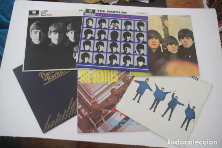 Discos de vinilo: BEATLES ESTUCHE CON SUS DISCOS DE VINILO INTACTOS - Foto 3 - 170272684