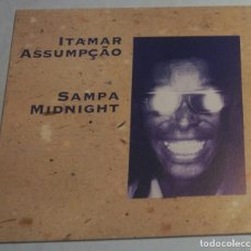 Discos de vinilo: ITAMAR ASSUMPÇAO ( SAMPA MIDNIGHT ) 1990 - GERMANY LP33 MESSIDOR. Lote 77411395