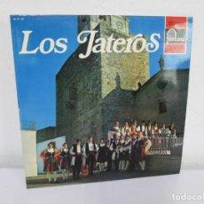 Discos de vinilo: LOS JATEROS. LP VINILO. FONTANA FONOGRAM 1974. VER FOTOGRAFIAS ADJUNTAS. Lote 170282340