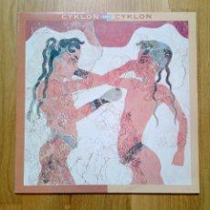 Discos de vinilo: CYKLON - ANTI CYKLON, MILTON RECORDS, 1989. UE.. Lote 170282744