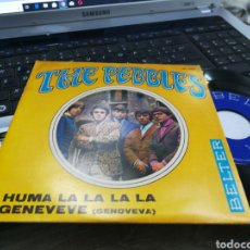 Discos de vinilo: THE PEBBLES SINGLE HUMA LA LA LA LA ESPAÑA 1969. Lote 170302514